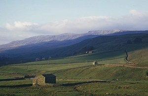 Hill farm near Mallerstang Edge