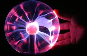 Plasma lamp