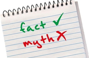 Ofsted myths notebook
