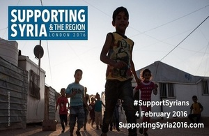 Supporting Syrians Conference