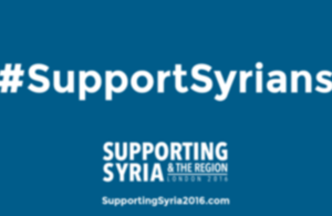 Support Syria conference
