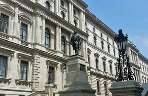 Clive Steps, Foreign Office
