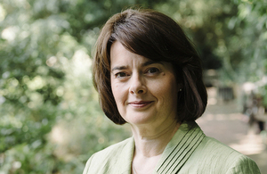 A picture of Jane Ellison