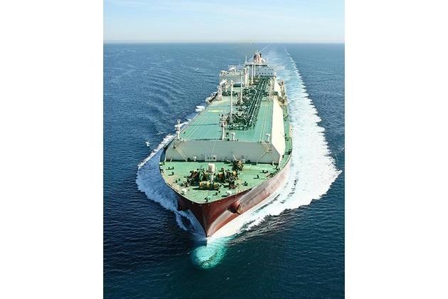 LNG carrier Zarga