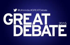 The GREAT Debate 2015