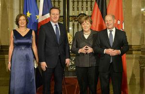 Read 'Rede des Premierministers am 12. Februar 2016 in Hamburg'
