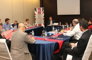 Consular network annual conference 2015