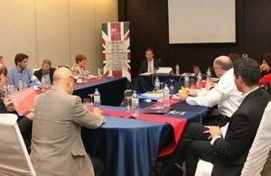 Conferencia anual de la red consular 2016