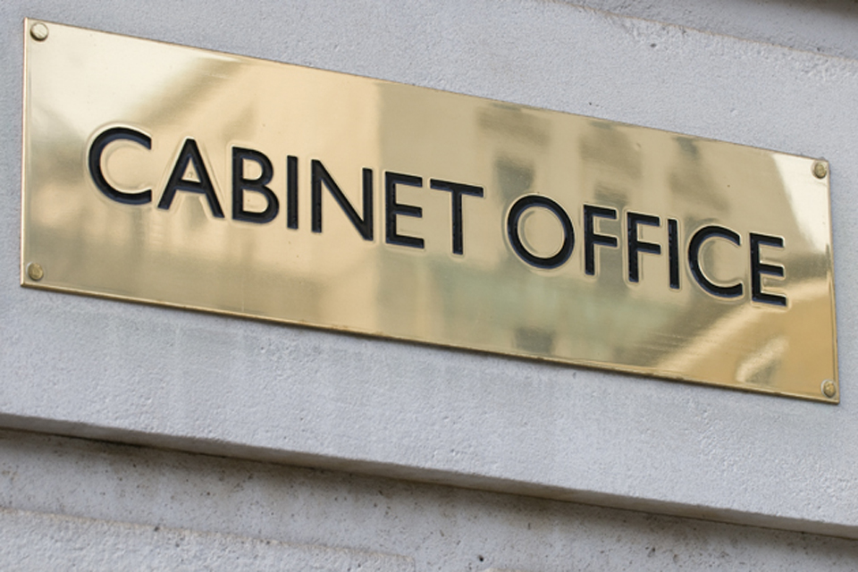 Open and transparent government - GOV UK