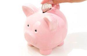 Piggy Bank. Copyright Getty.