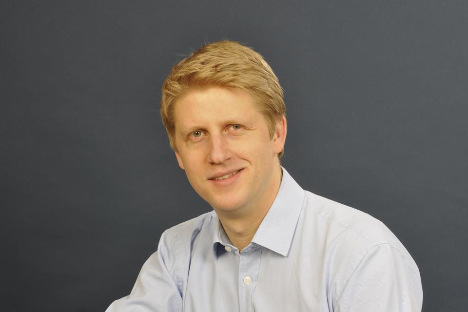 Science Minister Jo Johnson