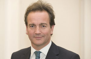 Mr Hurd, Minister for International Development