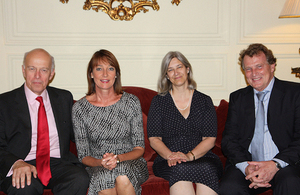 UK Ambassador welcomed the newly-designated Argentine Ambassador to the UK