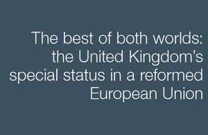 Policy Paper: Best of Both Worlds