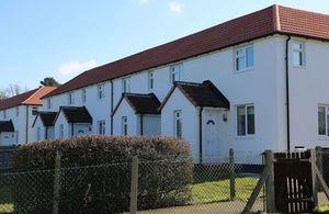Read the Army medics move into refurbished homes at Keogh Barracks article