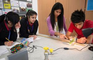 Teacher subject specialism training: funding for schools
