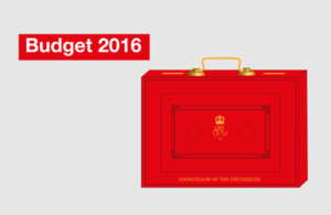 Graphic of the Budget box