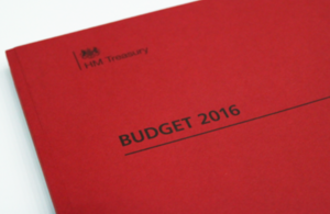Red budget booklet