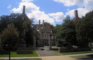 Ambassador's residence, Washington
