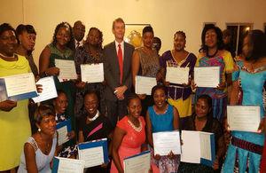 Cameroon Women's Scholars 2016