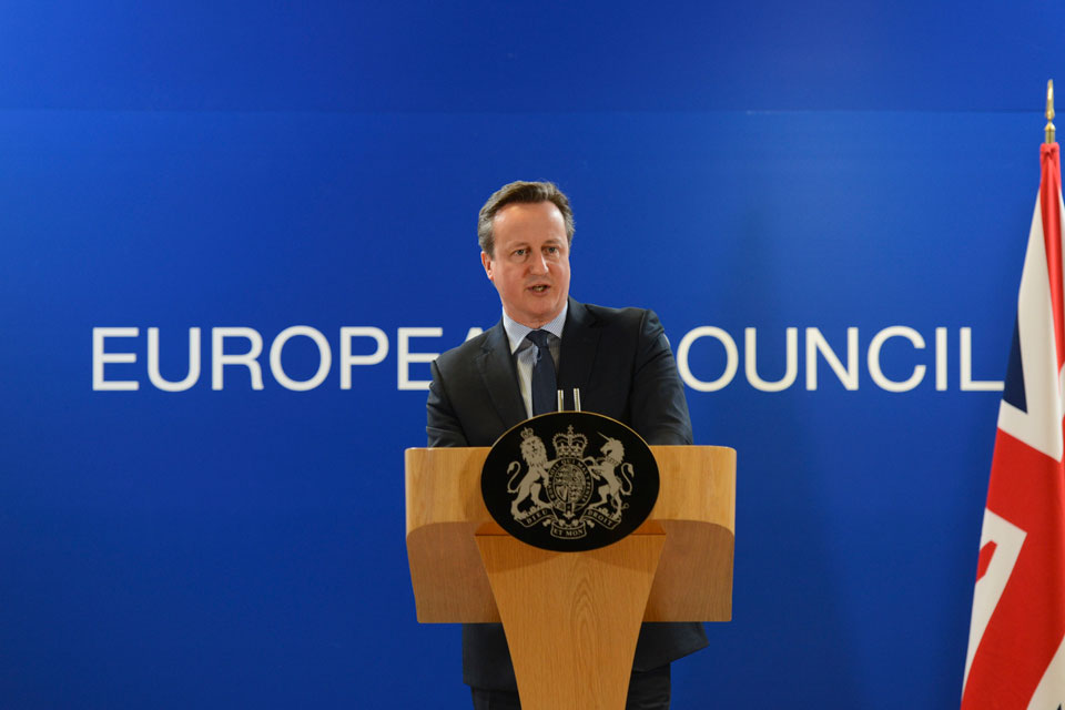 PM at European Council press conference