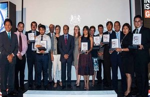 Winners of the UK-CONCYTEC Fund