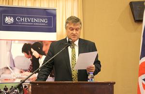 British Consulate General Celebrates Scholarship Graduates in Gaza