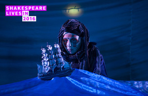 ShakespeareLives in Italy