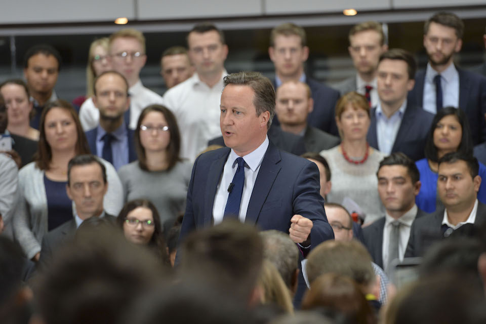 PM on visit to PwC Birmingham