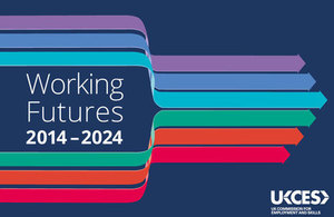 Working Futures report cover
