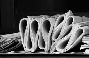 Image of paperwork