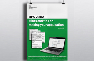 BPS 2016: Hints and tips