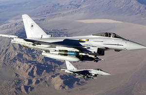UK jets and warship to bolster Baltic security