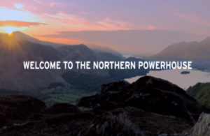 Norther Powerhouse - frame from film