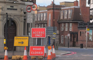 Councils get new powers to tear down pointless road signs.