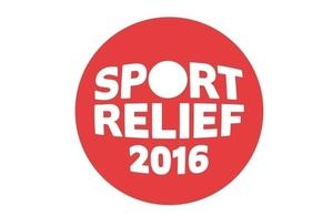 Sport Relief Mile 2016
