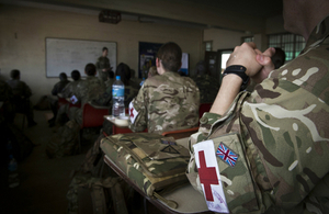Defence medical services