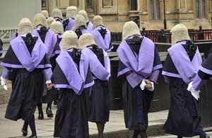 British Judges