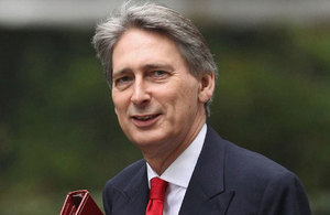 Philip Hammond, British Foreign Secretary