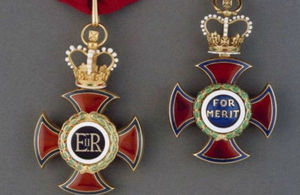 Queen's New Years Honours