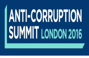 Anti-Corruption Summit will hold in London next Thursday
