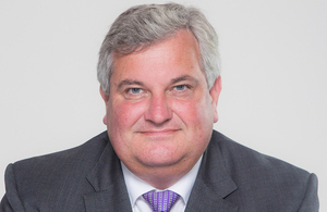 Ministro de Comercio británico celebra la renovada relación con la Argentina