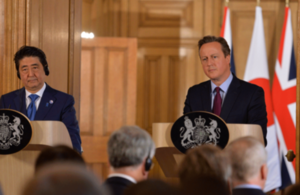 PM statement at press conference with Japanese Prime Minister Abe