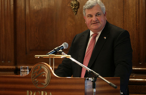 The Lord Price's speech at the Buenos Aires Stock Exchange