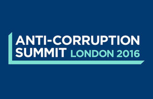 Anti-corruption summit