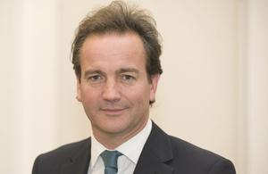 Nick Hurd, UK Minister for International Development