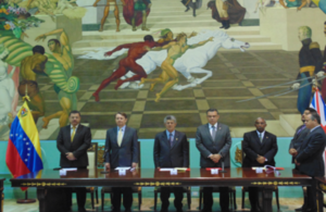 National Assembly of Venezuela formally installed the Venezuela – UK Parliamentary Friendship Group