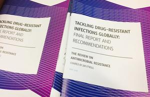 UK leads the global antibiotics revolution