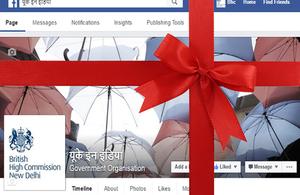 Facebook in Hindi'