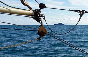 HMS Severn